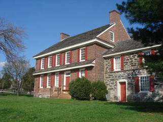 Whitall House, Red Bank Battlefield Park